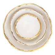 White Jewelry Dishes