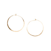Mazzo Hoop Earrings