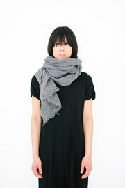 Cotton Scarf - Rosewood