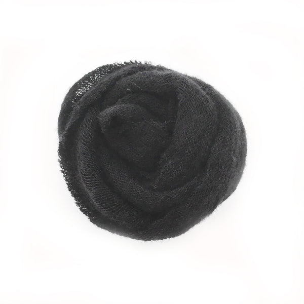 Baby Wool Cloud - Soot