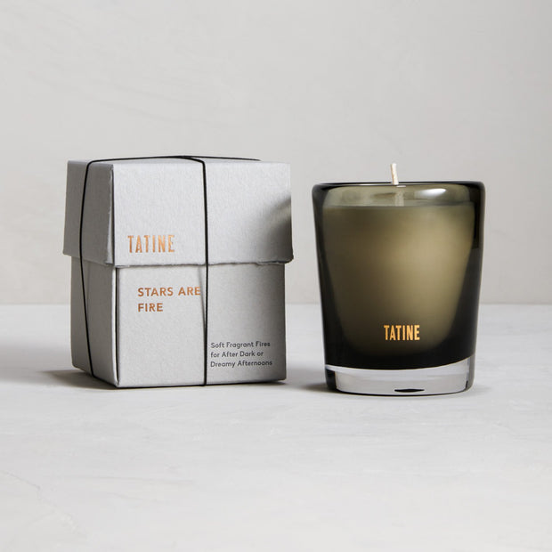 Bitter Orange + Lavender Candle