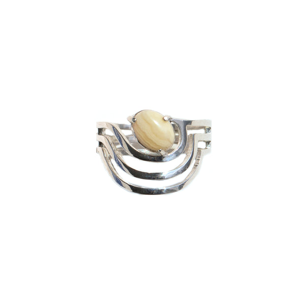 Sway Ring - Sterling Silver