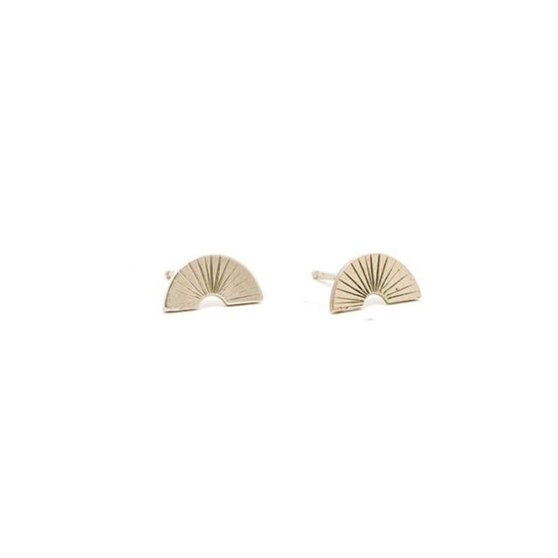 Umunhum Studs - Gold Plated