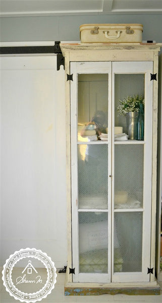 The Two Door Cupboard-Salvaged Pride