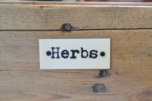Load image into Gallery viewer, Reclaimed Wood Herb Planter , 3 Sizes