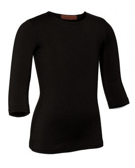 Kids Nylon/Lycra 3/4 Sleeve