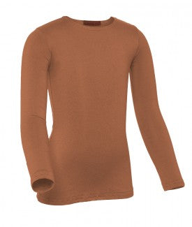 Kids Modal Long Sleeve Winter Colors