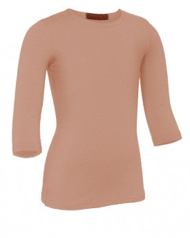 Kids Modal 3/4 Sleeve Colors