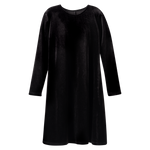 KIDS VELVET DRESS LONG SLEEVE