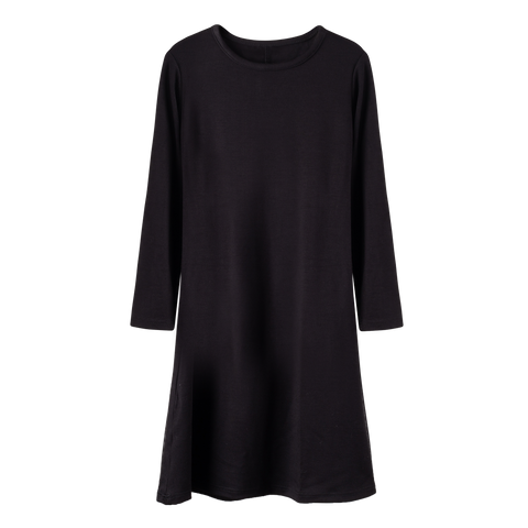 KIDS HALO DRESS LONG SLEEVE