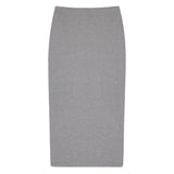 LADIES SILHOUETTE MIDI SKIRT