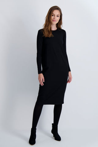 LADIES LUNA DRESS LONG SLEEVE