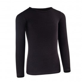 Kids Ribbed Long Sleeve