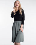 LADIES WAVE SKIRT