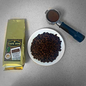 7oz of Premium Quality Coffee- Café Son (Bean)