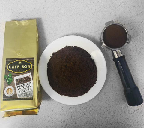 7oz of Premium Quality Coffee- Café Son (Ground/Grinded)