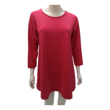 Cotton Jersey Basic Long Sleeve Top