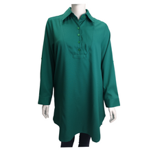 Poly Long Sleeve Shirt