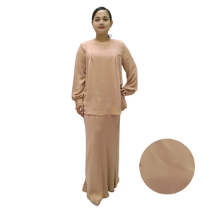 Poly Long Sleeve Kurung