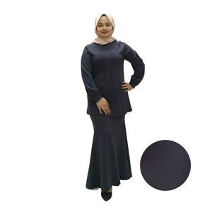 Mandarin Long Sleeve Kurung