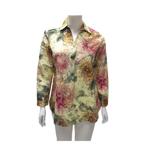 Assorted Linen Long Sleeve Shirt
