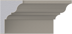 Composite Crown Moulding