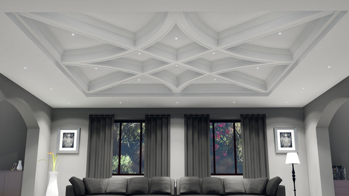 COFFERED/WAFFLE CEILING INSTALLATION