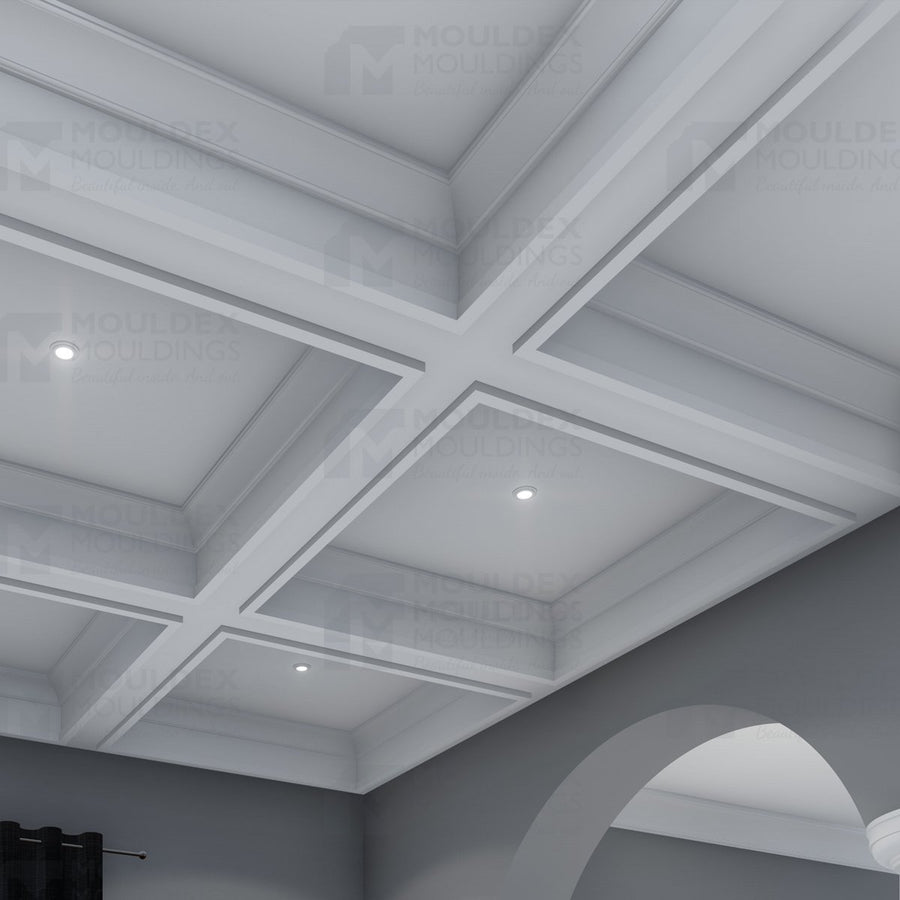 THE ESSEX - INTERIOR PLASTER CEILING BEAM (12