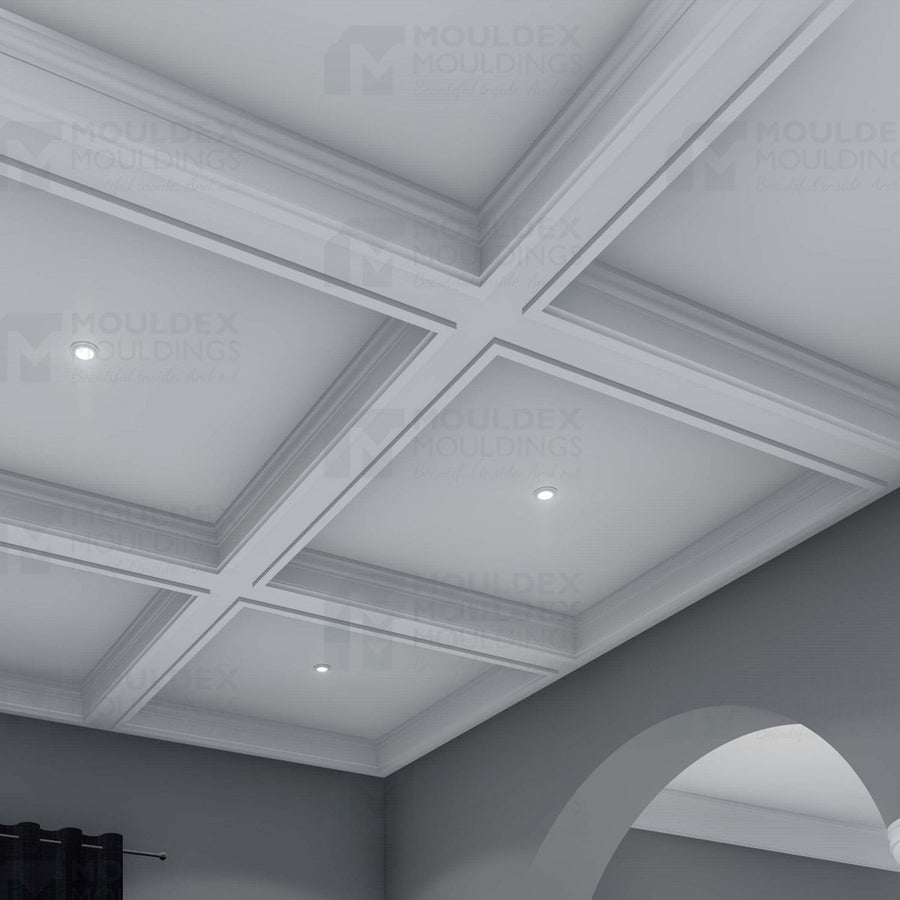 THE CAMBRIA - INTERIOR PLASTER CEILING BEAM (7