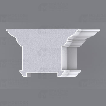 THE FLORENCE - INTERIOR PLASTER CEILING BEAM (12
