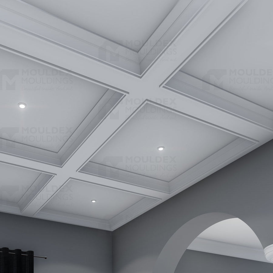 THE ANNA - INTERIOR PLASTER CEILING BEAM (12