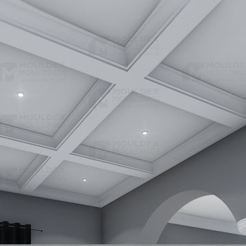 THE NATALINA - INTERIOR PLASTER CEILING BEAM (12