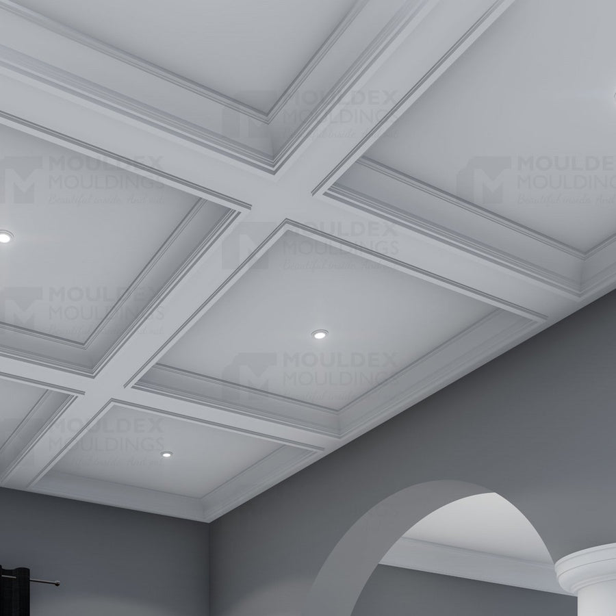 THE BIANCA - INTERIOR PLASTER CEILING BEAM (12