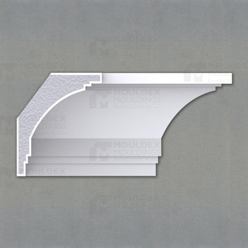 THE BIANCA- INTERIOR PLASTER CROWN/CORNICE (4