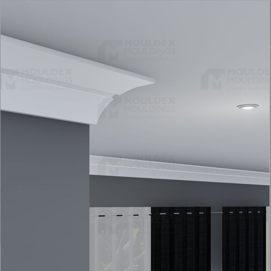 THE ANNA - INTERIOR PLASTER CROWN/CORNICE (4