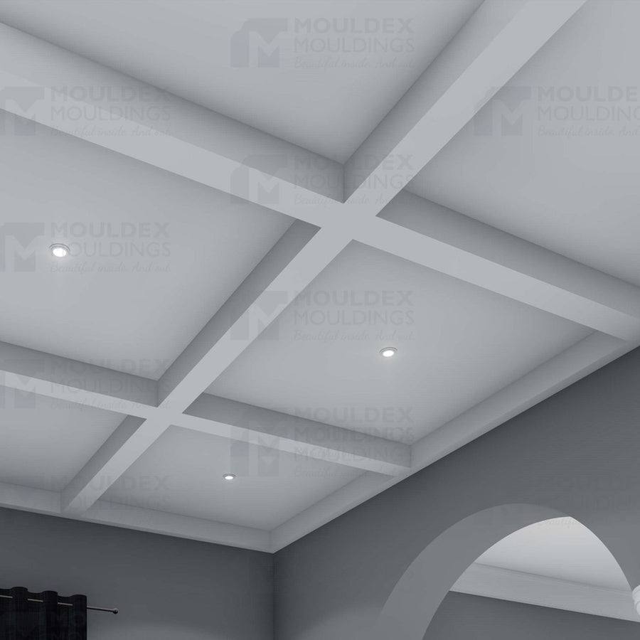 THE AVON - INTERIOR PLASTER CEILING BEAM (4