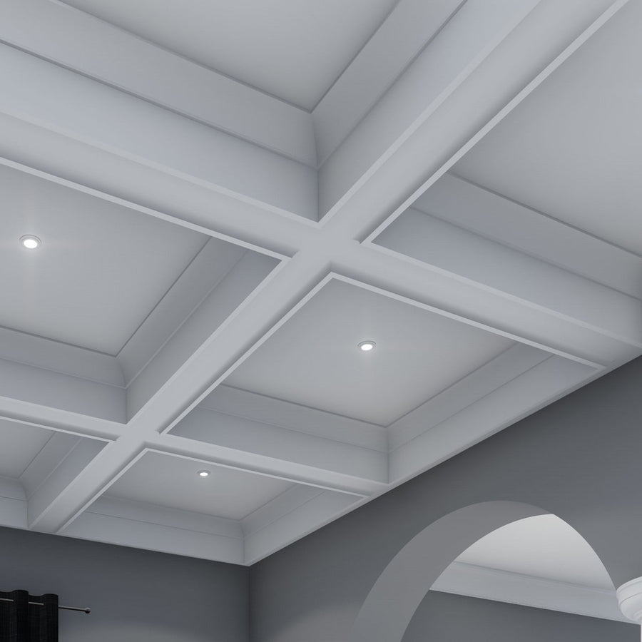 THE ALSTON - INTERIOR PLASTER CEILING BEAM (12