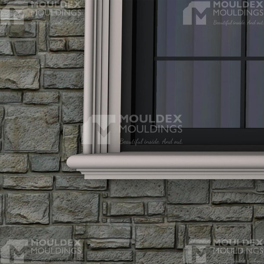 THE CASSANDRA - WINDOW & DOOR TRIM (4