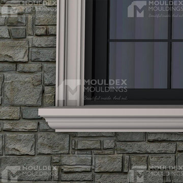 THE PELMO - EXTERIOR WINDOW SILL (4-7/8