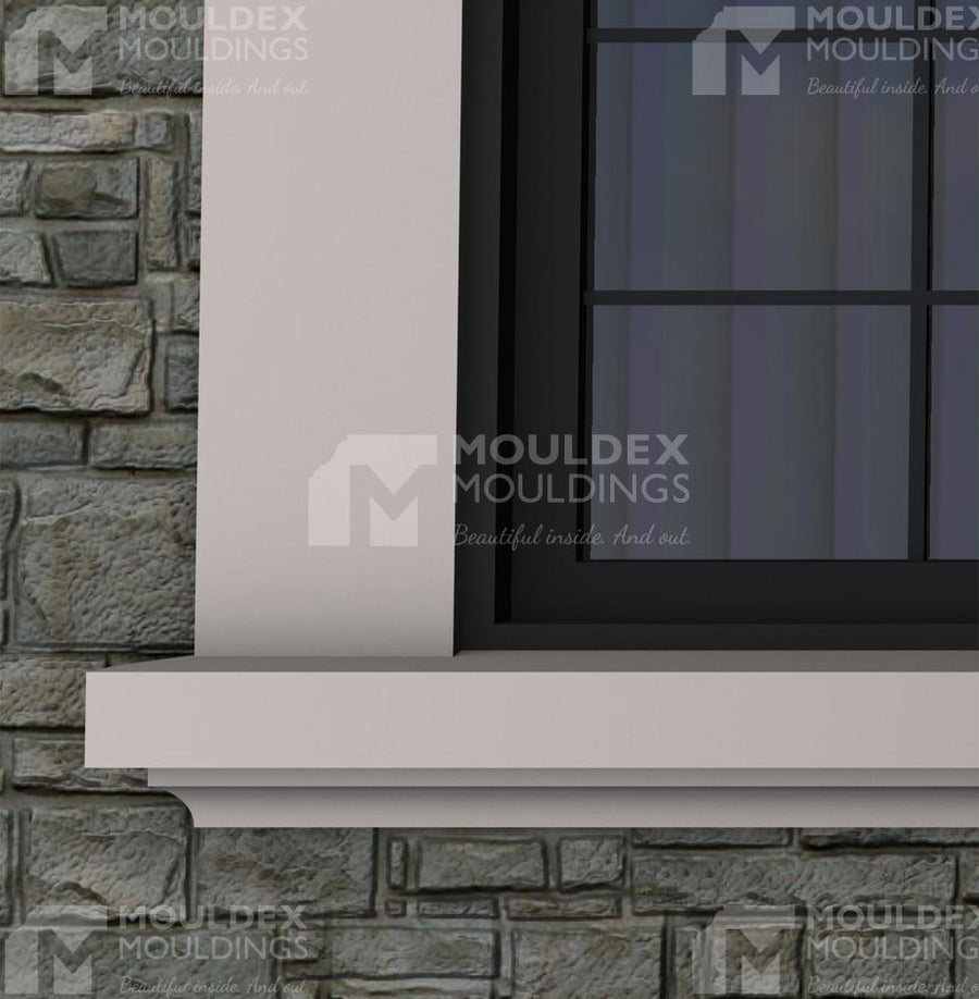 THE HELEN - EXTERIOR WINDOW SILL (6
