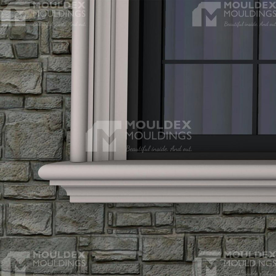 THE ASHLEY - EXTERIOR WINDOW SILL (5-1/4