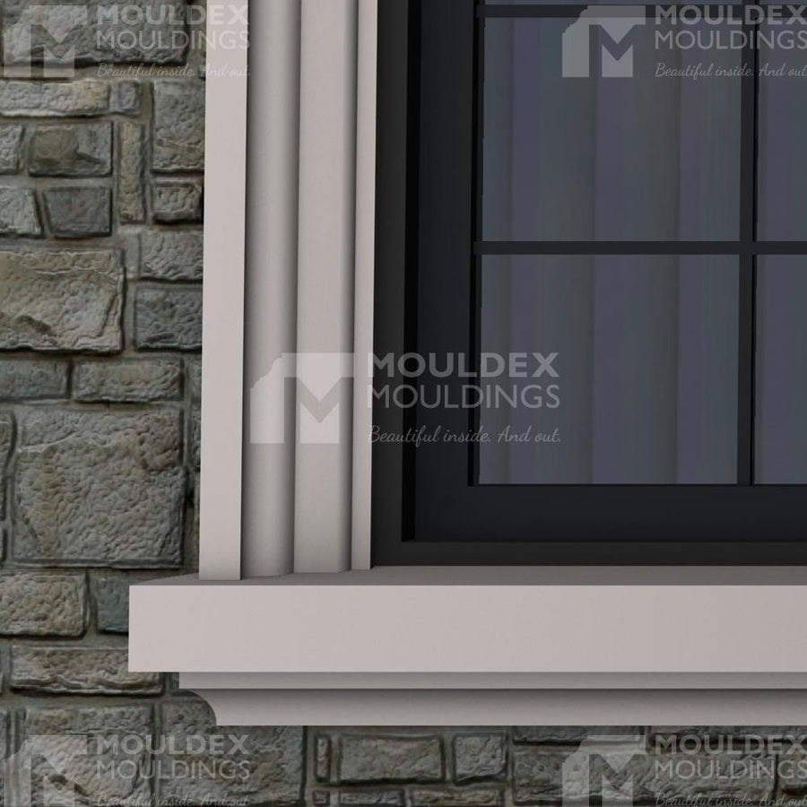 THE PALMERSTON - WINDOW & DOOR TRIM (6