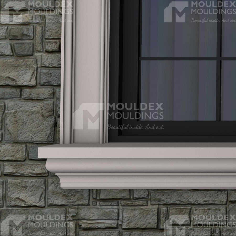 THE JENETTE - EXTERIOR WINDOW SILL (6-11/16