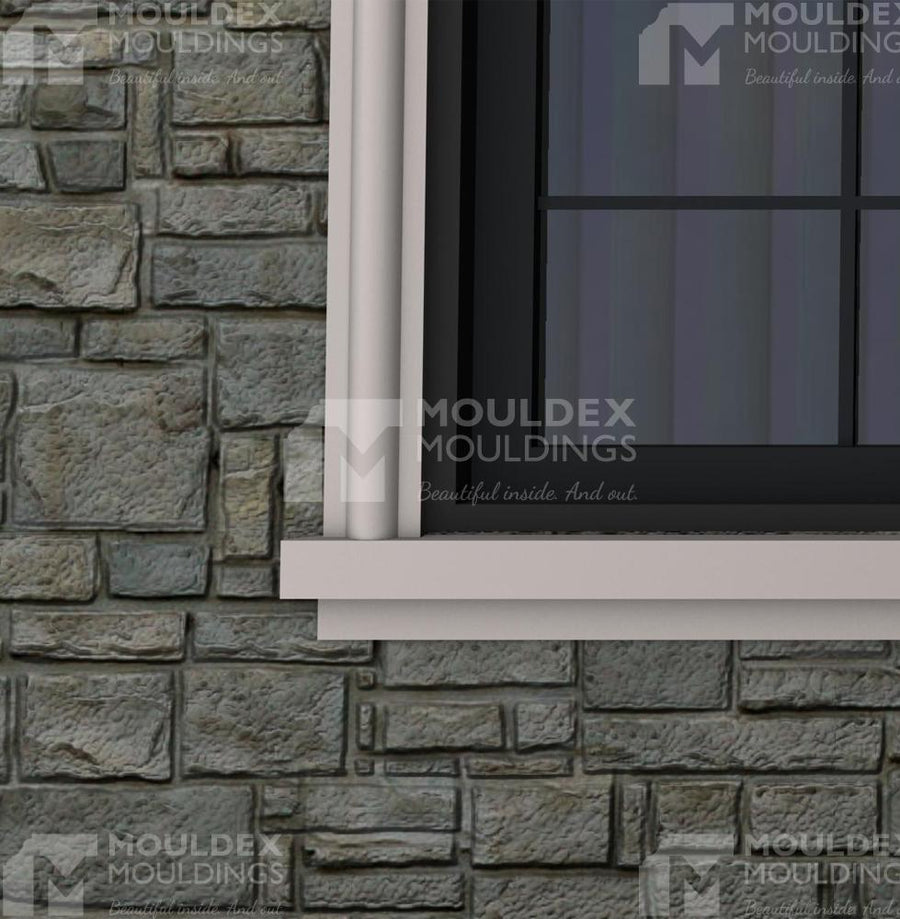 THE DEEVALE - EXTERIOR WINDOW SILL (4