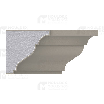 THE CORSO - EXTERIOR CORNICE/CROWN MOULDING (4