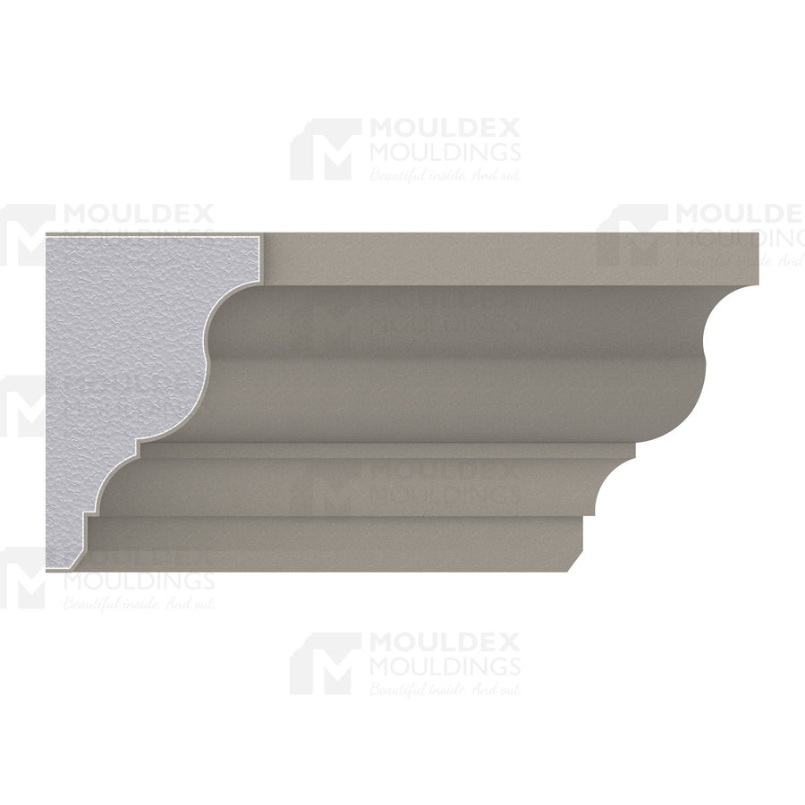 THE GOULDING - EXTERIOR CORNICE/CROWN MOULDING (8