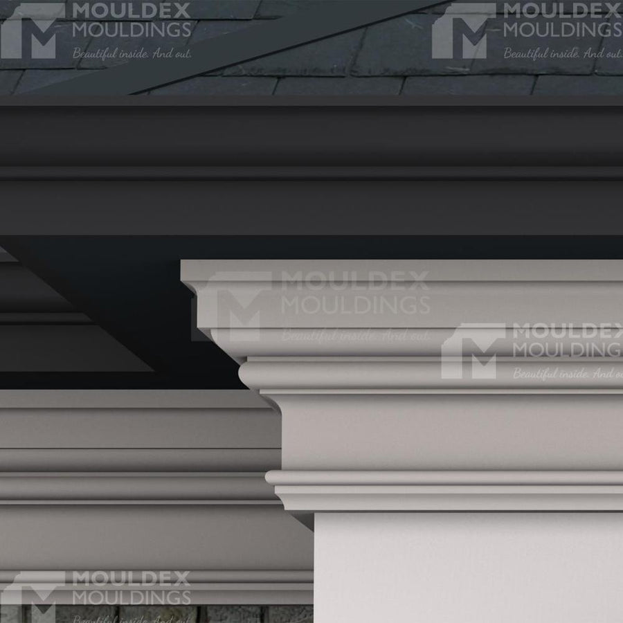THE EMMA - EXTERIOR CORNICE/CROWN MOULDING (11-3/8