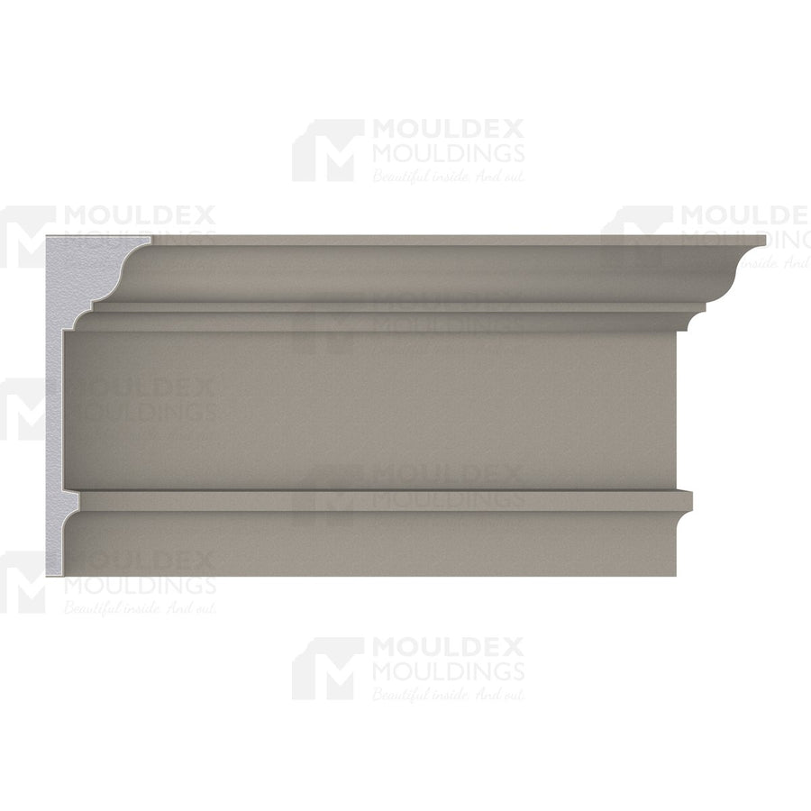 THE GLEN RIDGE - EXTERIOR CORNICE/CROWN MOULDING (16