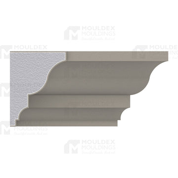 THE JULIA - EXTERIOR CORNICE/CROWN MOULDING (6