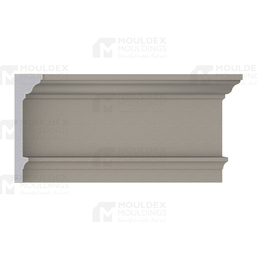 THE TUXEDO - EXTERIOR CORNICE/CROWN MOULDING (14